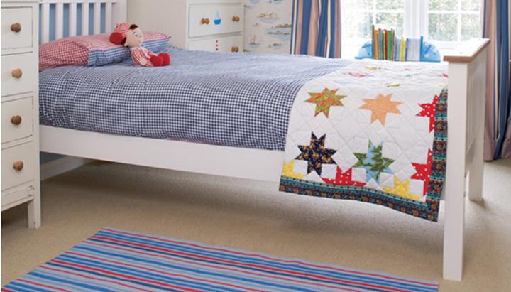 Alfombras para una habitaci n juvenil for Alfombras para dormitorio