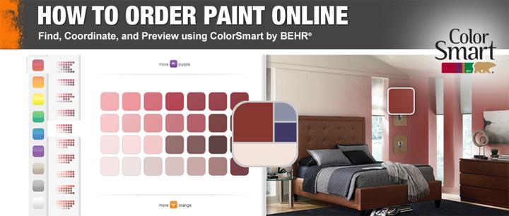 aplicaciones que te ayudan a elegir el color de las paredes