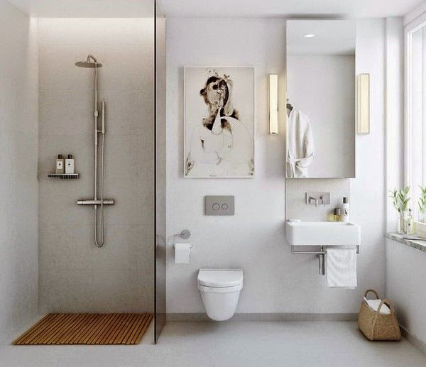 Banos nordicos8 - Adornos para cuartos de bano ...