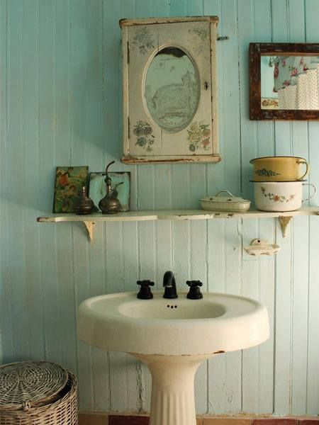 Imagenes Baños Vintage:Vintage Bathrooms Pinterest