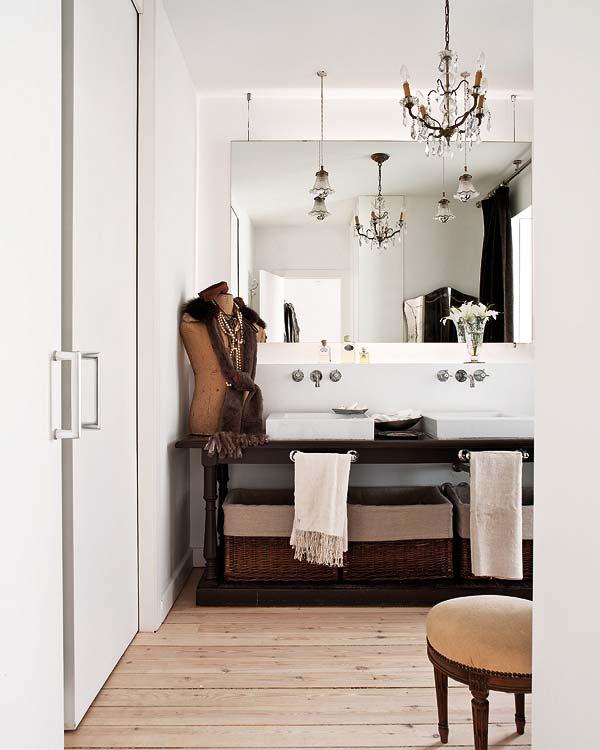 Imagenes De Baño Vintage:Mid Century Modern Bathroom