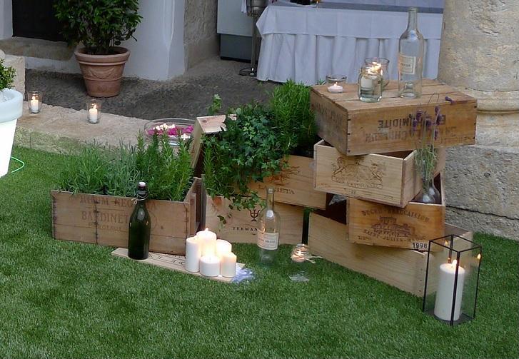 Cajas de frutas decoracion30 - Decorar cajas de fruta de madera ...