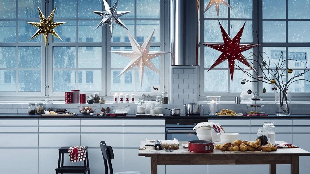 decoracion nordica navidad