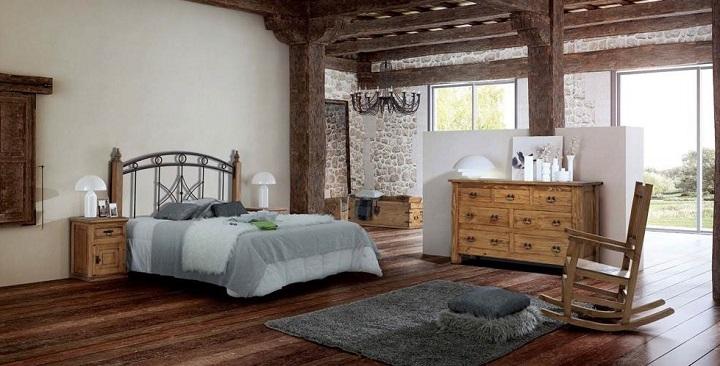 dormitorios rusticos fotos1