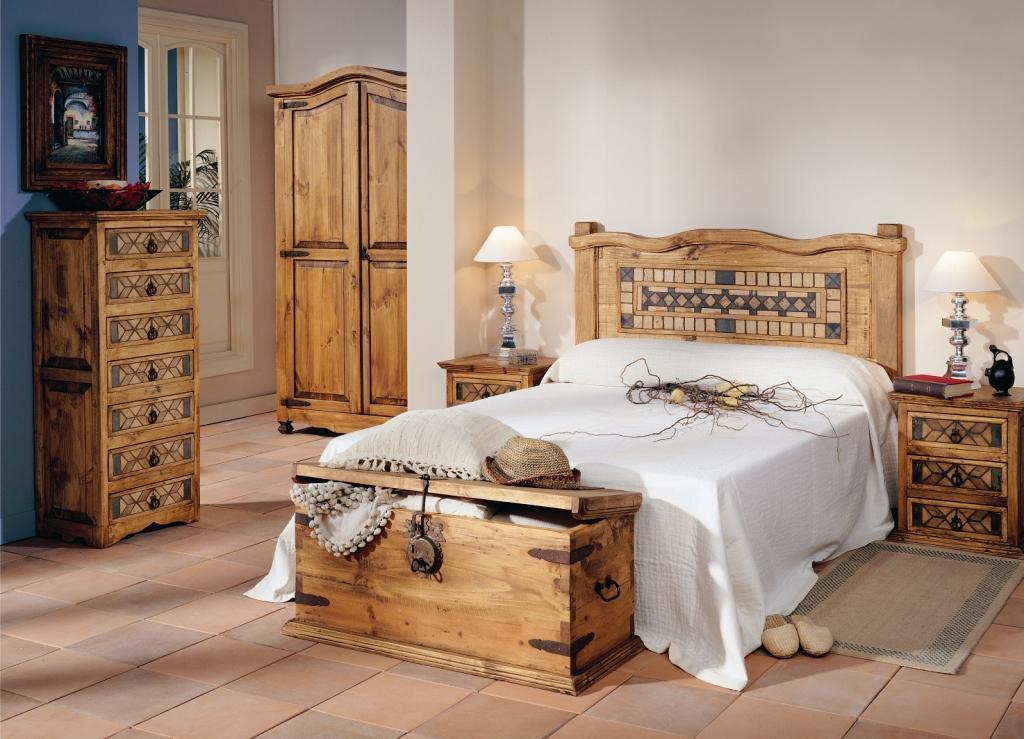 Fotos de dormitorios r sticos - Fotos muebles rusticos ...