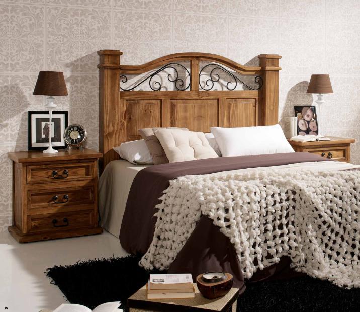 Fotos de dormitorios r sticos - Decoracion dormitorio rustico ...
