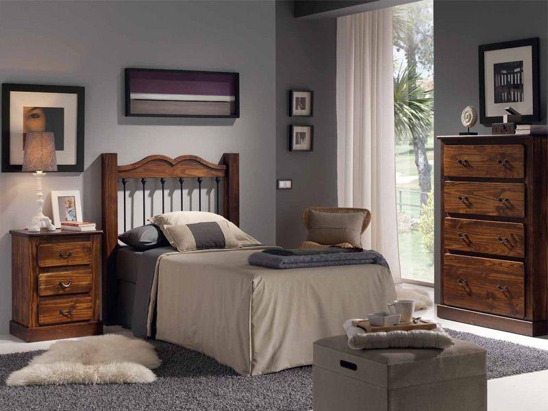 Fotos de dormitorios r sticos - Dormitorios juveniles rusticos ...