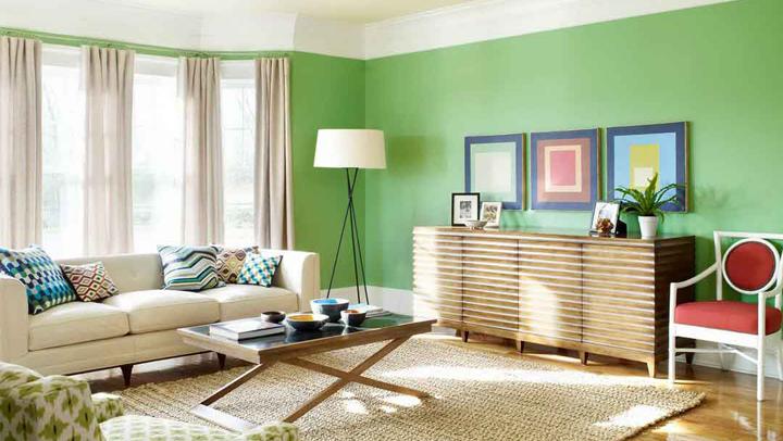 errores habituales al elegir el color de las paredes