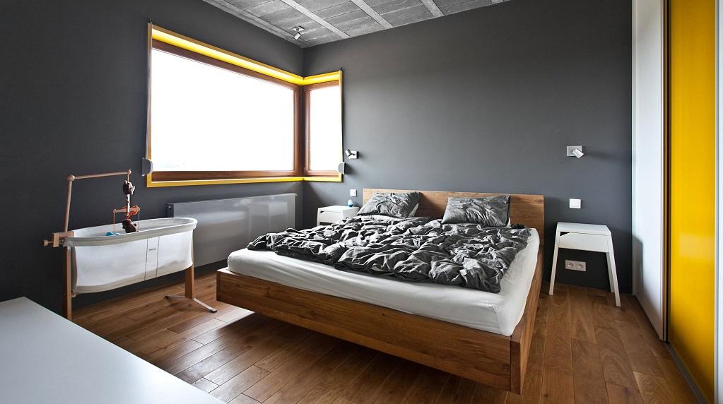 habitacion con cuna