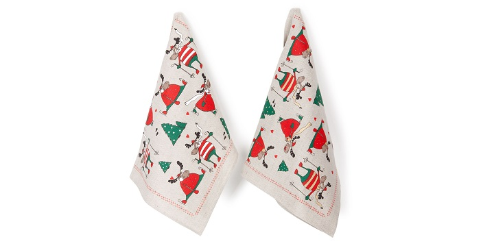 mesas Navidad Zara Home 20144