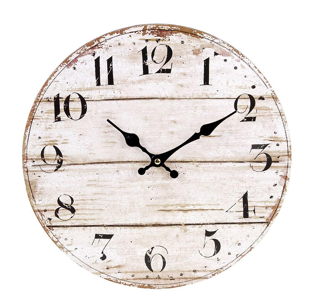 Muy mucho reloj 34x34cm - Reloj de pared vintage ...