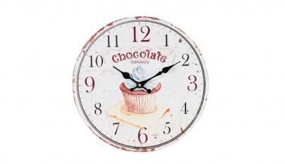muymucho_reloj pared Chocolate34x34cm1