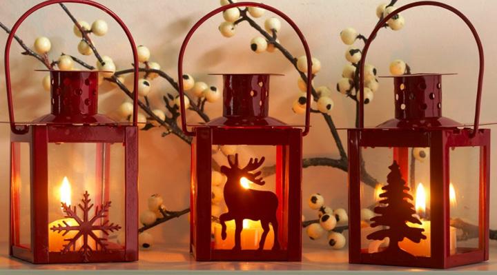 Ltimas tendencias de decoraci n en navidad for Decoracion del hogar navidad 2015