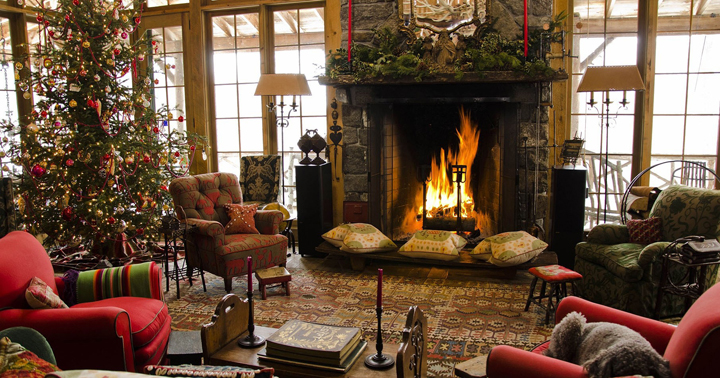 Ltimas tendencias de decoraci n en navidad for Lo ultimo en decoracion de casas