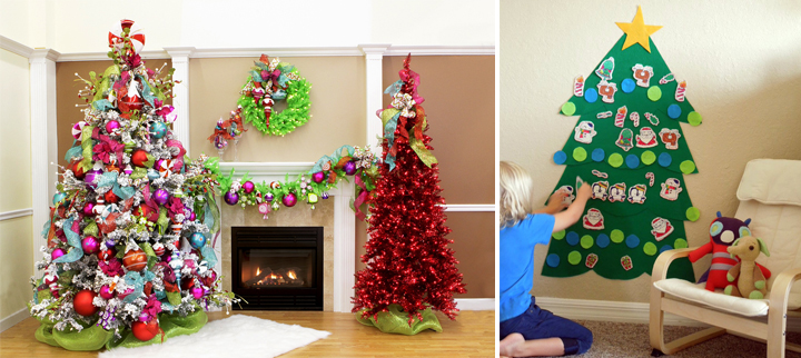 ultimas tendencias de decoracion en Navidad