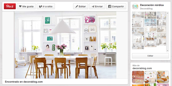 Decorablog Pinterest