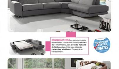 Ver sofas de merkamueble top para todos los gustos with - Merkamueble sofas ofertas ...