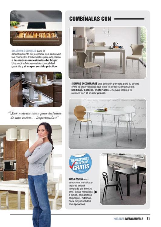 Mesas De Cocina Merkamueble. Best Designed By Ts Adams Studio ...