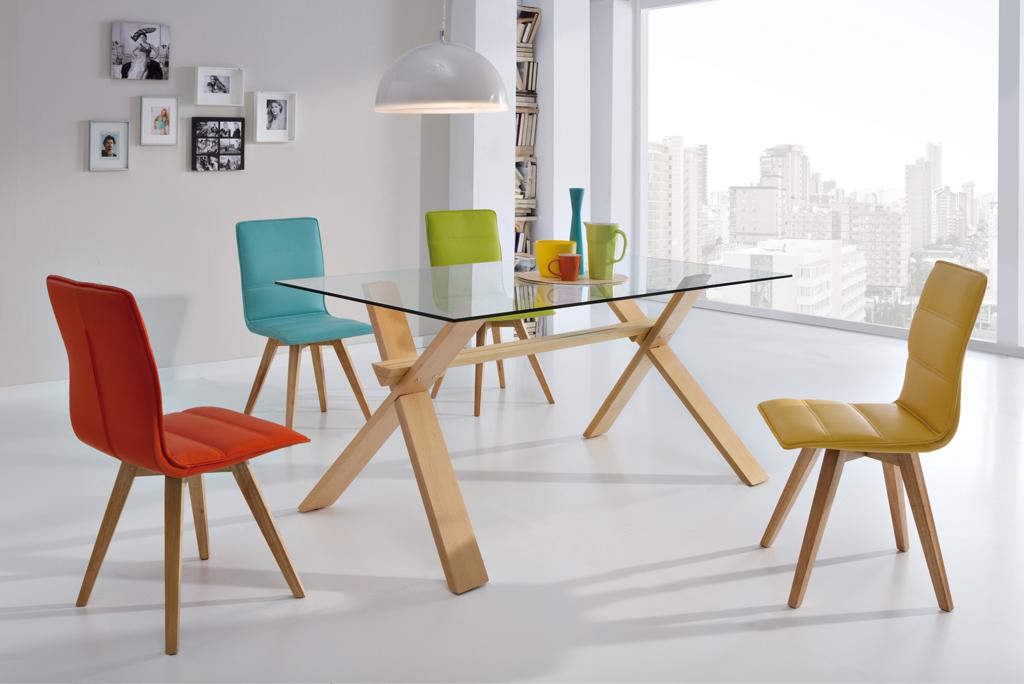 Muebles rey 2015 comedores8 for Catalogo sillas comedor