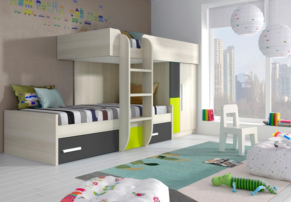 Muebles rey 2015 juveniles3 - Habitaciones juveniles muebles rey ...