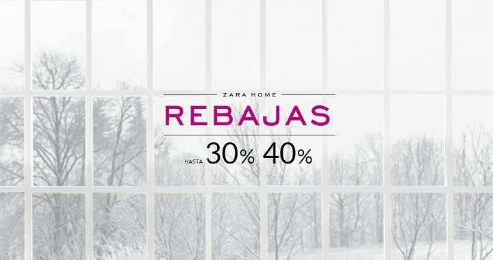 Zara Home Decoracion Rebajas ~ Rebajas Zara Home invierno 2015