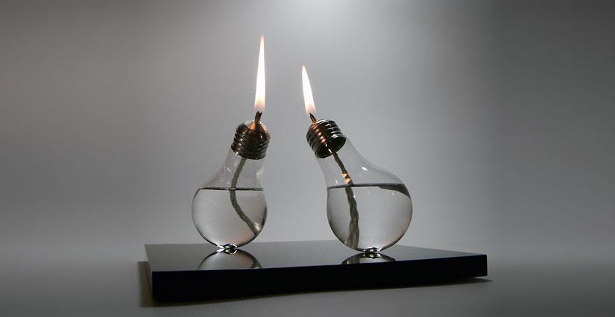 bombillas viejas recicladas 5