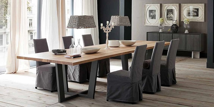 Como Decorar Un Comedor. Ideas Rusticas Para Decorar Tu Casa With ...