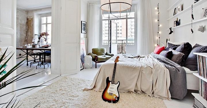 dormitorios nordicos fotos