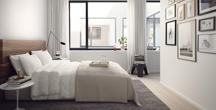 Fotos de dormitorios de estilo n rdico for Decoracion nordica dormitorios