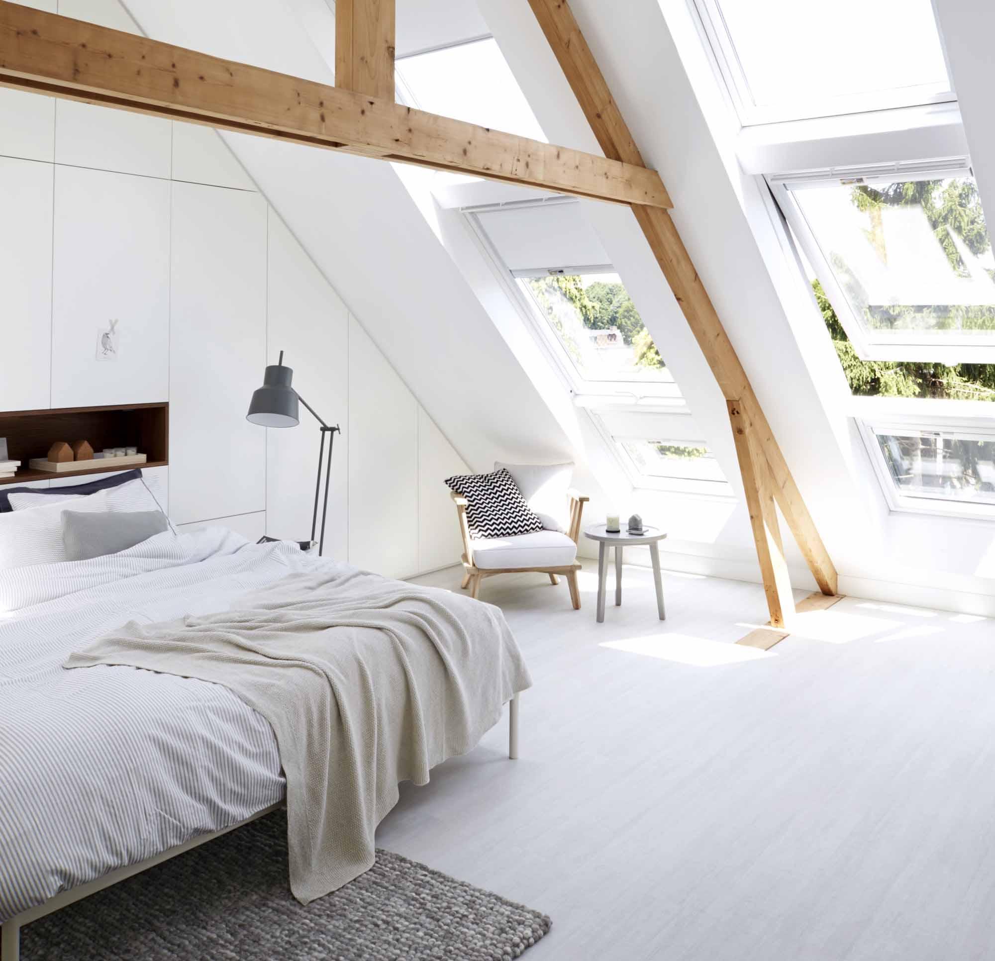 Dormitorios nordicos19 for Muebles estilo banak