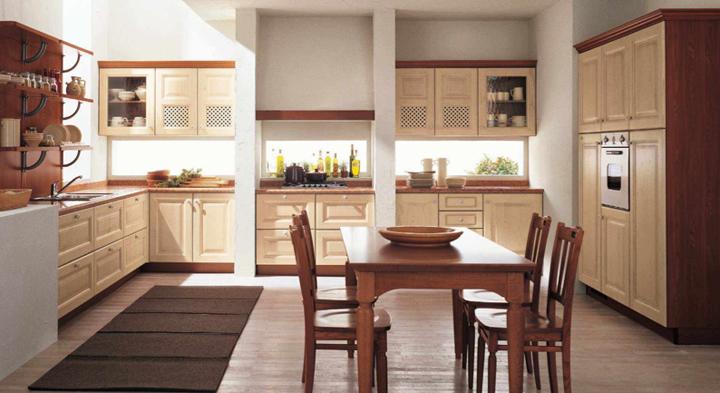 Decorablog revista de decoraci n - Distribucion cocina cuadrada ...