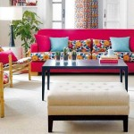 Decorar con colores alegres