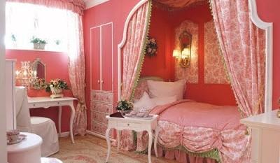 Dormitorio rosa1