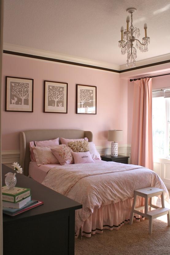 Dormitorio rosa12 for Dormitorio rosa