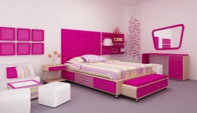 Dormitorio rosa13