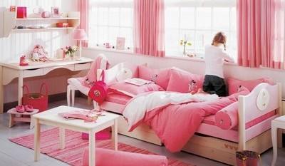 Dormitorio rosa14