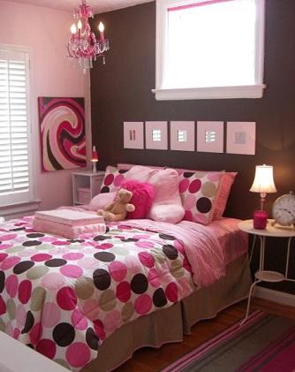 Dormitorio rosa15 - Dormitorios color rosa ...