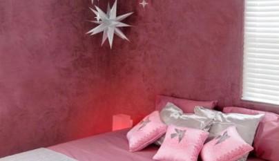 Dormitorio rosa2