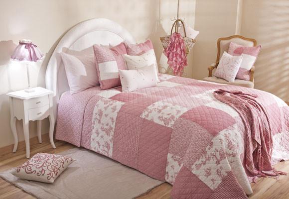 Dormitorio rosa25 for Dormitorio rosa