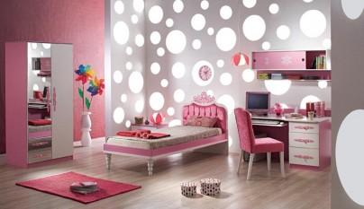 Dormitorio rosa26