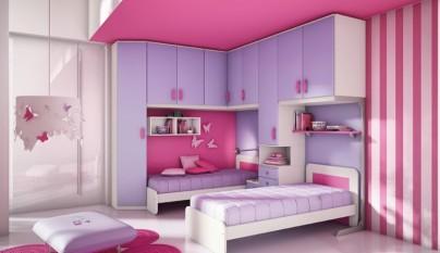 Dormitorio rosa30