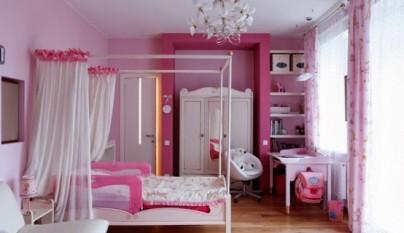 Dormitorio rosa31