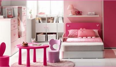 Dormitorio rosa33