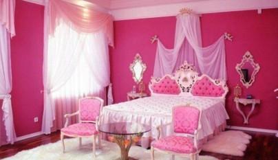 Dormitorio rosa34