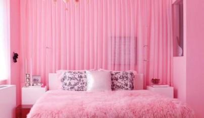 Dormitorio rosa35