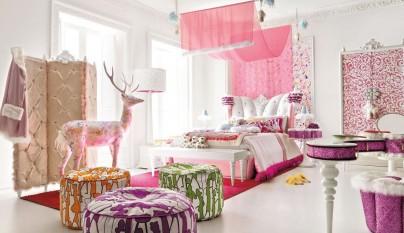Dormitorio rosa38