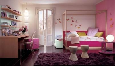 Dormitorio rosa4