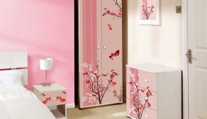 Dormitorio rosa40