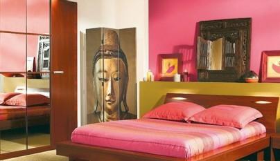 Dormitorio rosa5