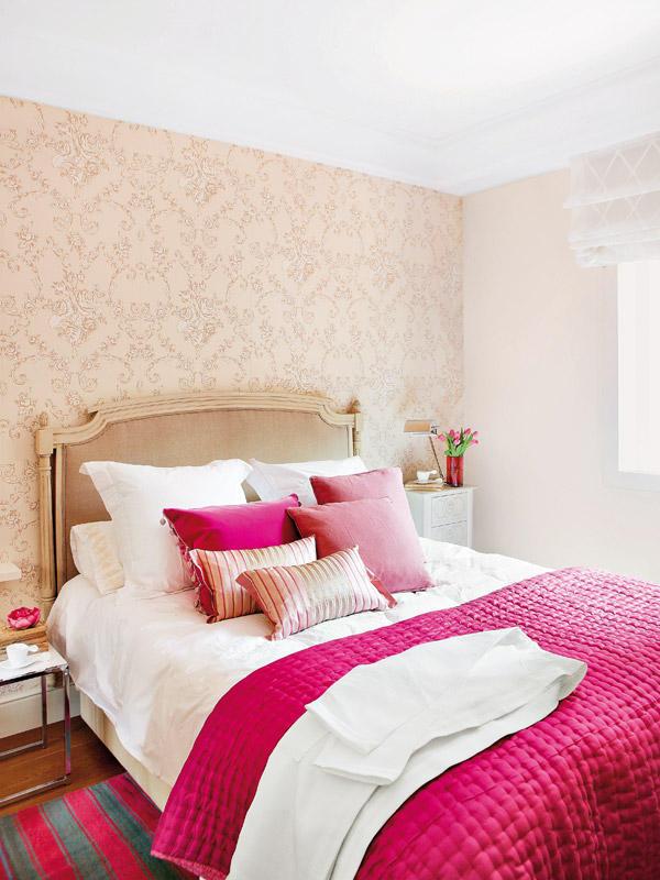 Dormitorio rosa7 - Dormitorios color rosa ...
